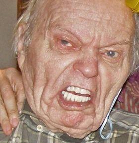 angry granddad