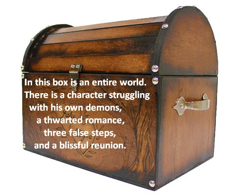 make your own story box